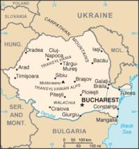 History of Romania  Wikipedia