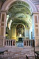 Rome, the church San Bartolomeo all'Isola, side chapel.JPG