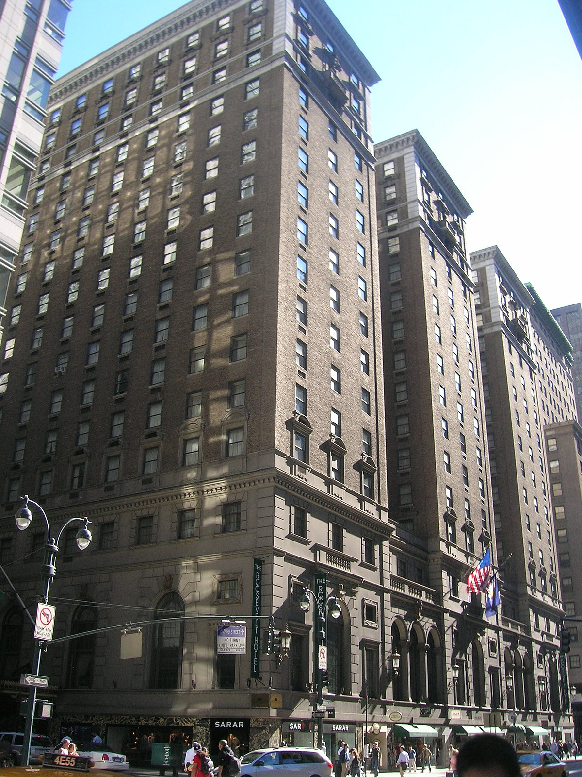 The Roosevelt Hotel (Manhattan)
