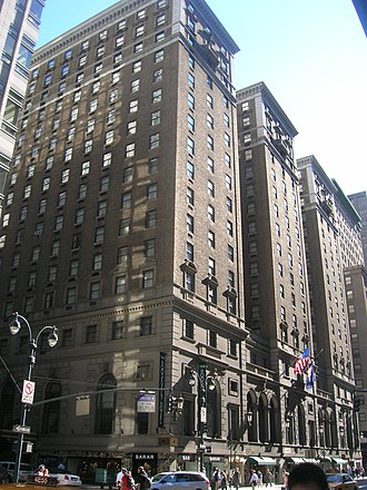 The Roosevelt Hotel (Manhattan) - The Roosevelt Hotel