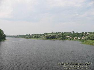Cherkasy Oblast - The Ros River near Korsun-Shevchenkivskyi.