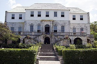 Great house - Rose Hall Great House, Jamaica