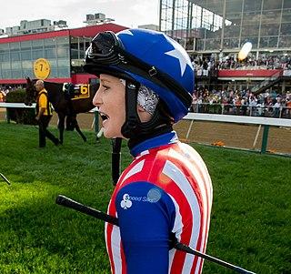 Rosie Napravnik American jockey