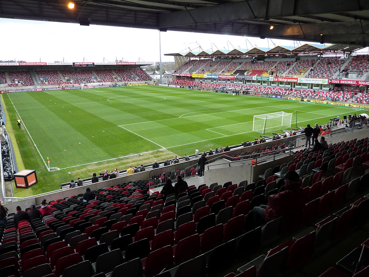 Image result for stade roudourou