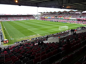 Stade de Roudourou - Image: Roudourou ensemble
