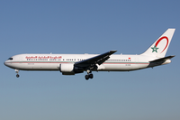 CN-ROW - B763 - Royal Air Maroc