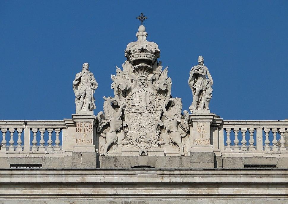 Royal Palace of Madrid 01