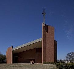 Capilla de la Universidad de Tuskegee (1967-1969)