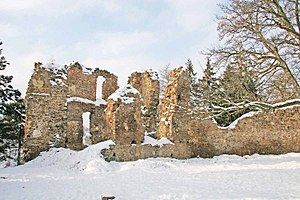 Žumberk - Image: Ruins of Zumberk Castle, Czech Republic