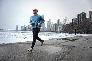 Running Man Kyle Cassidy