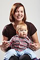 Russia. Young woman with baby.jpg