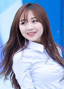 Ryu Soojung at 1won 1m charity concert, 30 May 2015 02.jpg