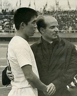 Ryuichi Sugiyama Japanese footballer and manager