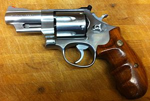 Smith & Wesson Model 57 - Image: S&W M657