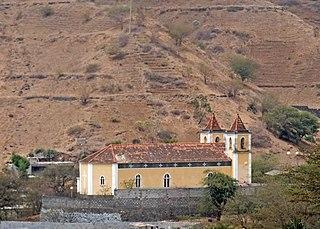 São Nicolau Tolentino (São Domingos) Civil parish in Santiago, Cape Verde