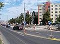 Sídliště Červený Vrch, Evropská, rekonstrukce TT (01).jpg