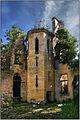 SAINT-VINCENT-LE-PALUEL (Dordogne) - 08 Tour d'escalier Château du Paluel.jpg