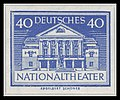 SBZ Thüringen 1946 111A X Deutsches Nationaltheater Weimar.jpg