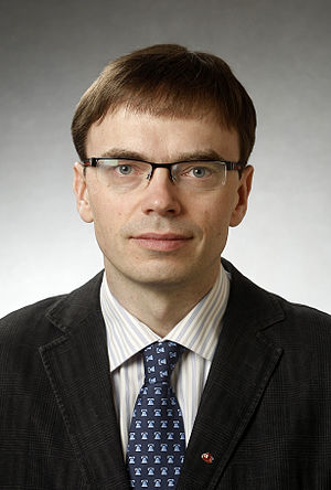 Estonian parliamentary election, 2015 - Image: SDE Sven Mikser