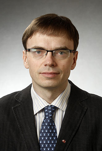 2015 Estonian parliamentary election - Image: SDE Sven Mikser