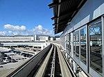 SFO Airtrain Terminal 3 station, September 2017.JPG