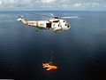 SH-3G Sea King of VC-5 carrying BQM-34S drone in 1981.JPEG
