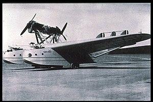 Savoia-Marchetti S.55 - SIAI S.55X