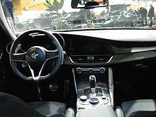Px Slm Alfa Romeo Giulia Q on Alfa Romeo Giulia Interior