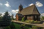 Polska - Wołczyn, Kościół Najświętszej Maryi