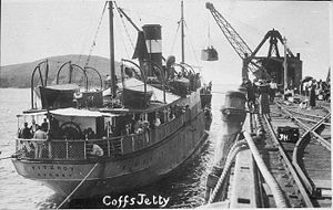 Fitzroy (1912) - Image: SS Fitzroy