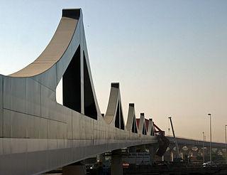 Sant Boi Bridge
