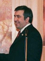 Mijáil Saakashvili, Presidente de Georgia
