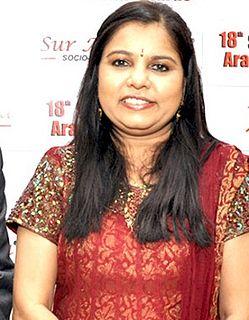 Sadhana Sargam Indian singer