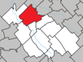 Saint-Isidore (Chaudière-Appalaches) Quebec location diagram.png