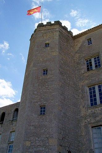 Château de Tardes - Image: Saint Macaire 33 Château de Tardes 06
