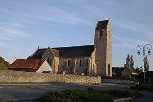 L'église Saint-Sébastien.