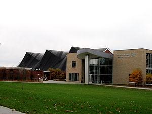 St. Johnsbury Academy - Image: Saint Johnsbury Academy Campus