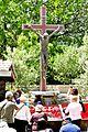 Saint James Church (St. Jakov) Medjugorje - Hotel Pansion Porta - Bosnia Herzegovina - Creative Commons by gnuckx (4695284312).jpg