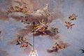 Sala della caccia, affreschi di giuseppe gricci, volta con carro dell'Aurora e Diana cacciatrice 01.JPG