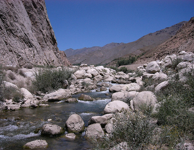 File:Salang road creek.jpg