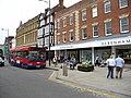 Salisbury - Debenhams - geograph.org.uk - 1837052.jpg