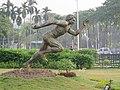Salt Lake Stadium, Vivekananda Yuba Bharati Krirangan (VYBK)- Kolkata - IRCTC 2017 (31).jpg