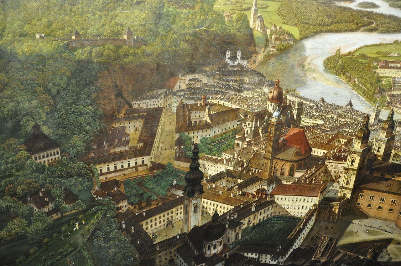 File Salzburg Sattler Panorama Altstadt Wikimedia