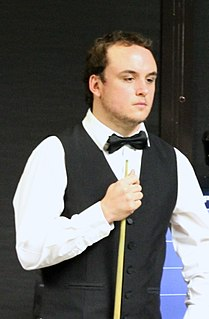 Sam Baird English snooker player