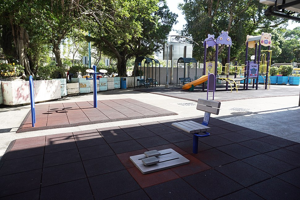 Sam Shing Estate Children's Playground and Gym Zone (2)