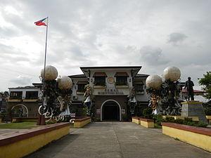 Samal, Bataan - Municipal hall