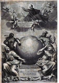 <i>Istoria della Compagnia di Gesu</i>