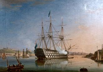 HMS San Josef (1797) - Image: San joseph