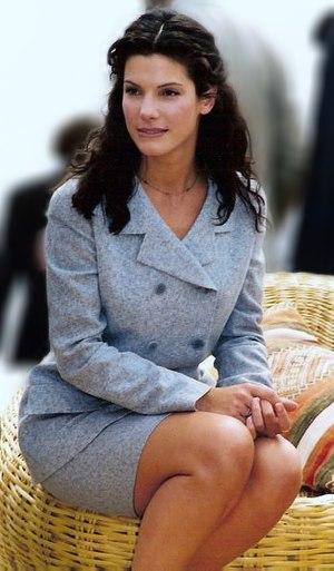 Sandra Bullock filmography - Image: Sandra Bullock Cannes