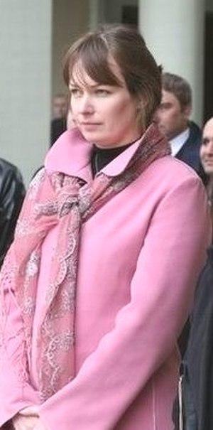 Sandra Roelofs - Image: Sandra Roelofs (April 15, 2007)